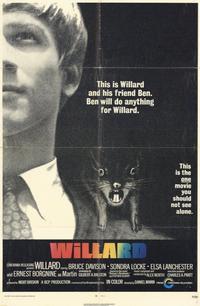 Willard - 11 x 17 Movie Poster - Style B