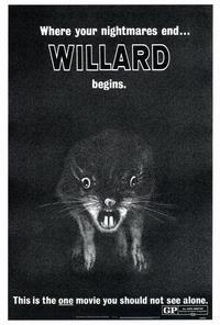 Willard - 27 x 40 Movie Poster - Style A