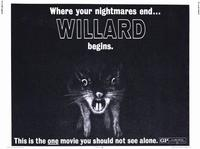 Willard - 22 x 28 Movie Poster - Half Sheet Style A