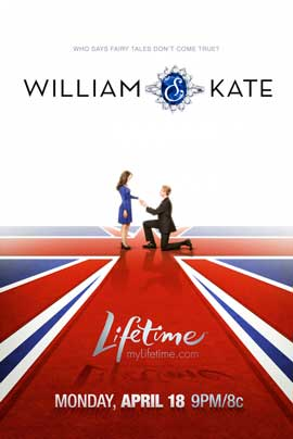 William & Kate - 27 x 40 Movie Poster - Style B