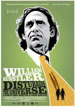 William Kunstler: Disturbing the Universe - 11 x 17 Movie Poster - Style A
