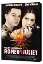 William Shakespeare's Romeo and Juliet - 11 x 17 Movie Poster - Style B - Museum Wrapped Canvas