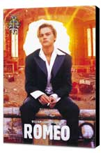 William Shakespeare's Romeo and Juliet - 11 x 17 Movie Poster - Style D - Museum Wrapped Canvas
