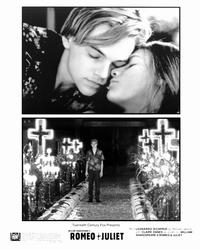 William Shakespeare's Romeo and Juliet - 8 x 10 B&W Photo #3