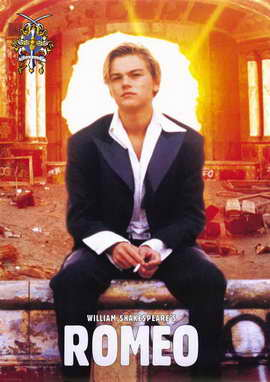 William Shakespeare's Romeo and Juliet - 11 x 17 Movie Poster - Style D