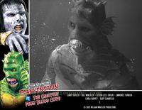 William Winckler's Frankenstein vs. the Creature from Blood Cove - 11 x 14 Movie Poster - Style B