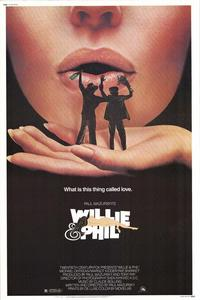 Willie & Phil - 27 x 40 Movie Poster - Style A