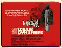 Willie Dynamite - 11 x 14 Movie Poster - Style A