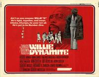 Willie Dynamite - 22 x 28 Movie Poster - Half Sheet Style A