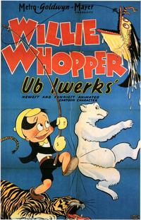 Willie Whopper - 11 x 17 Movie Poster - Style A