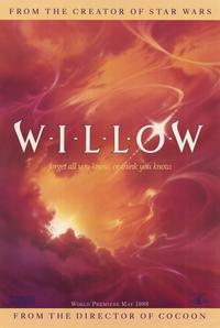 Willow - 11 x 17 Movie Poster - Style B
