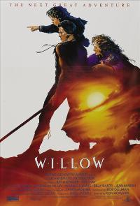 Willow - 43 x 62 Movie Poster - Bus Shelter Style A