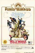 Willy Wonka & the Chocolate Factory - 11 x 17 Movie Poster - Style C