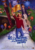 Willy Wonka & the Chocolate Factory - 11 x 17 Movie Poster - Style B