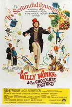 Willy Wonka & the Chocolate Factory - 27 x 40 Movie Poster - Australian Style A