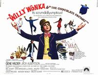 Willy Wonka & the Chocolate Factory - 11 x 14 Movie Poster - Style A