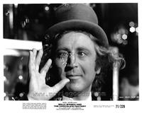Willy Wonka & the Chocolate Factory - 8 x 10 B&W Photo #2