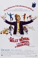 Willy Wonka & the Chocolate Factory - 11 x 17 Movie Poster - Spanish Style A