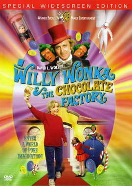 Willy Wonka & the Chocolate Factory - 11 x 17 Movie Poster - Style D