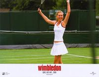 Wimbledon - 11 x 14 Poster German Style B