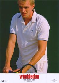 Wimbledon - 11 x 14 Poster German Style G