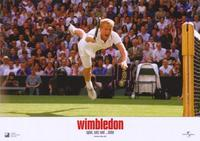 Wimbledon - 11 x 14 Poster German Style H