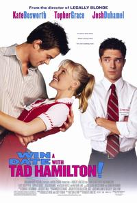 Win a Date with Tad Hamilton - 11 x 17 Movie Poster - Style B