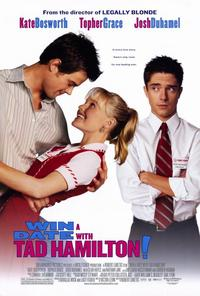 Win a Date with Tad Hamilton - 27 x 40 Movie Poster - Style B