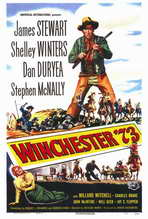 Winchester '73 - 27 x 40 Movie Poster - Style A