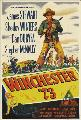 Winchester '73 - 27 x 40 Movie Poster - Australian Style A