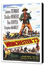 Winchester '73 - 27 x 40 Movie Poster - Style A - Museum Wrapped Canvas
