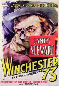 Winchester '73 - 11 x 17 Movie Poster - Italian Style A