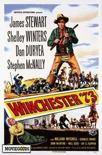Winchester '73 - 43 x 62 Movie Poster - Bus Shelter Style A