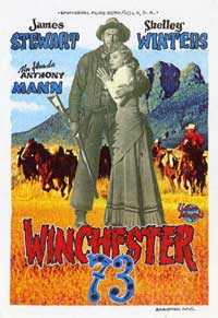 Winchester '73 - 11 x 17 Movie Poster - Spanish Style A