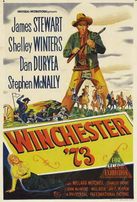 Winchester '73 - 11 x 17 Movie Poster - Style C