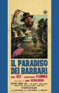 Wind Across the Everglades - 11 x 17 Movie Poster - Italian Style A