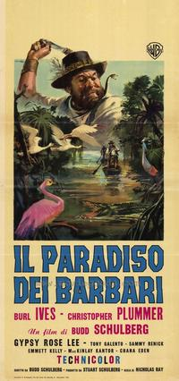 Wind Across the Everglades - 27 x 40 Movie Poster - Italian Style A