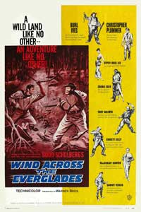 Wind Across the Everglades - 43 x 62 Movie Poster - Bus Shelter Style A