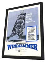 Windjammer - 11 x 17 Movie Poster - Style A - in Deluxe Wood Frame