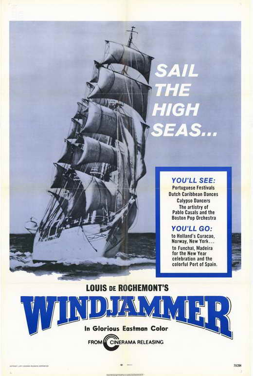 Windjammer movie