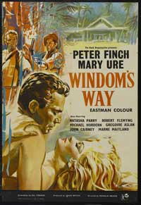 Windom's Way - 27 x 40 Movie Poster - UK Style A