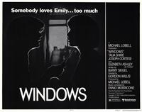Windows - 11 x 14 Movie Poster - Style A