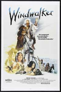 Windwalker - 27 x 40 Movie Poster - Style B