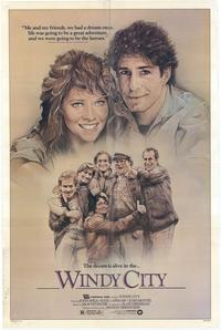 Windy City - 27 x 40 Movie Poster - Style A