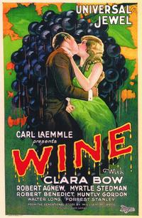 Wine - 11 x 17 Movie Poster - Style A