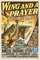 Wing and a Prayer - 11 x 17 Movie Poster - Style A