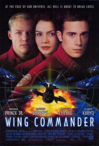Wing Commander - 27 x 40 Movie Poster - Style A