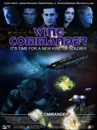 Wing Commander - 27 x 40 Movie Poster - Style C