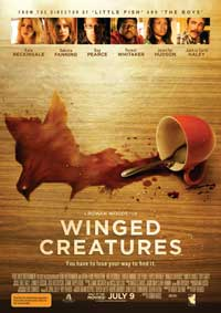 Winged Creatures - 11 x 17 Movie Poster - Style B