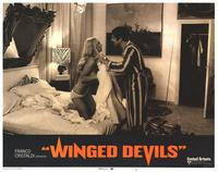 Winged Devils - 11 x 14 Movie Poster - Style A